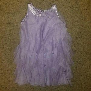 Beautiful Flowy Purple Dress